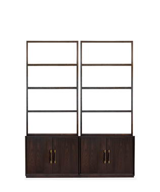 Elements - Modern Furniture - Argon bookcase