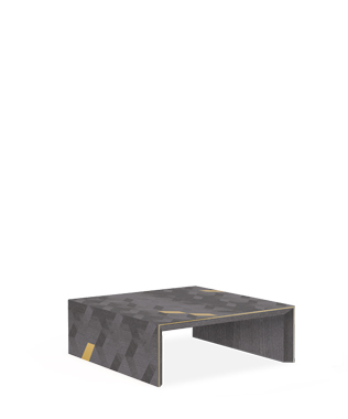 Avalon Gold Coffee Table