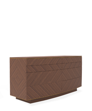 Ava Double Chest of Drawers