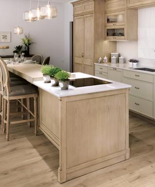 Directoire Kitchen