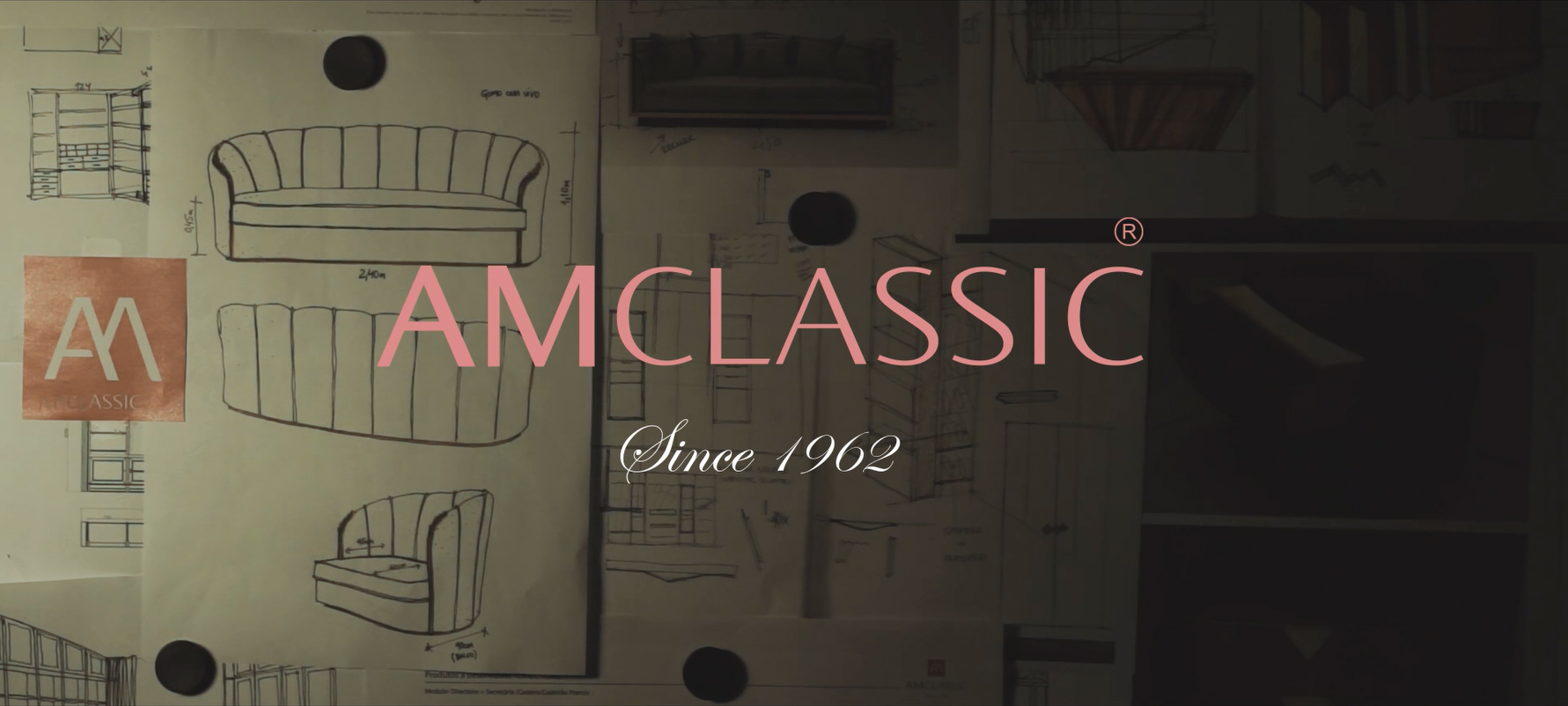 AMclassic video homepage