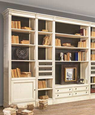 Oriente Bookcase