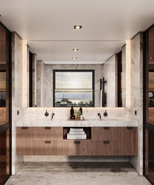 Dare Interiors - Devon Bathroom